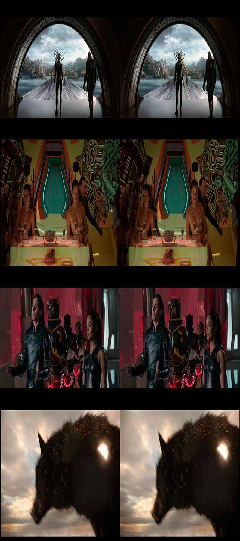 Thor Ragnarok (2017) 3D SBS Latino