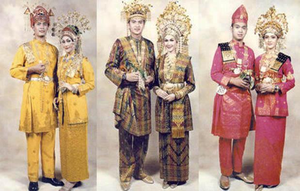 Inilah 4 Pakaian Adat Dari Provinsi Riau