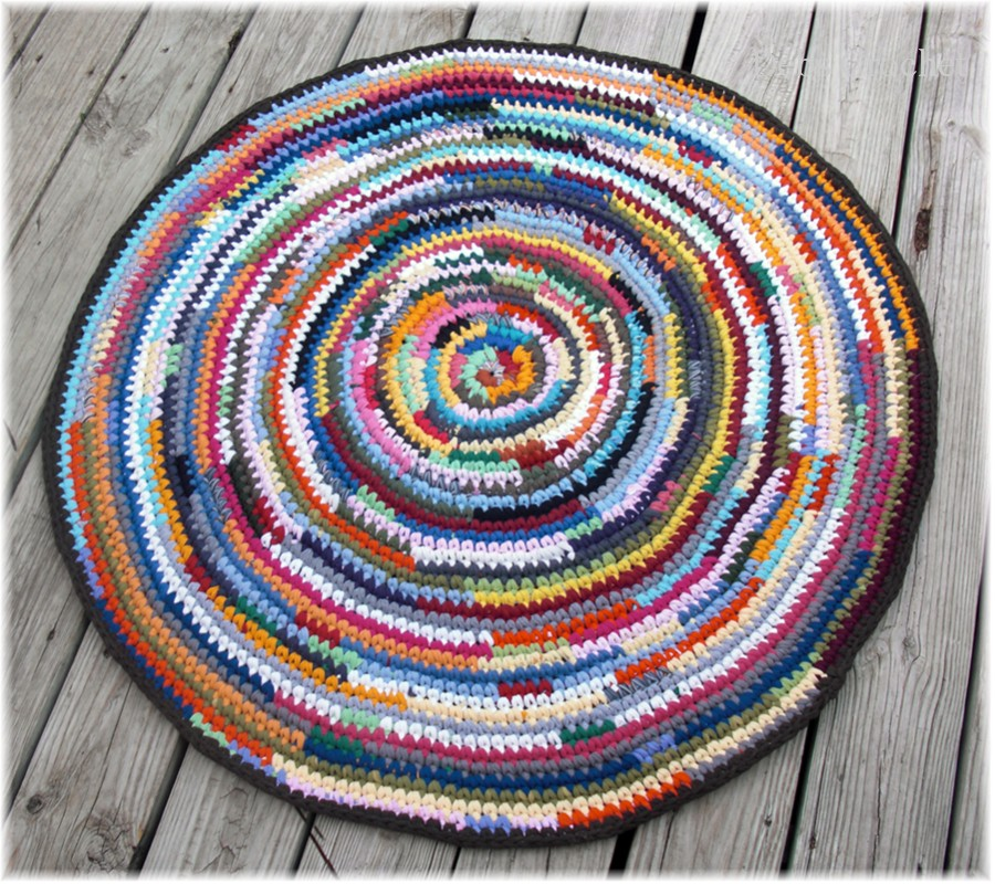 Woven Rag Rug Instructions