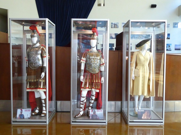 Original Hail Caesar movie costumes