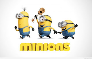 Minions Chase HD Wallpapers