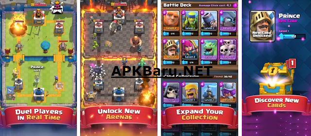 Clash Royale v1.2.3 Apk Update Maret 2016