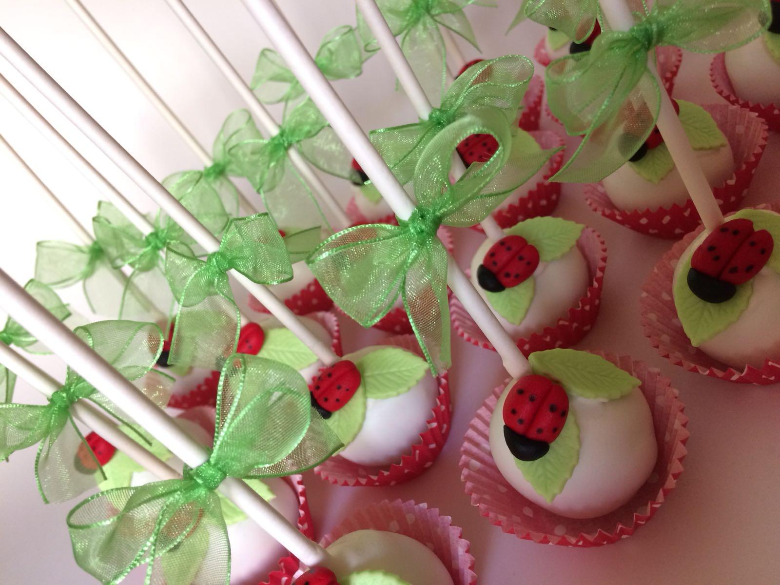 baby sugar: Cumpleaños LadyBug