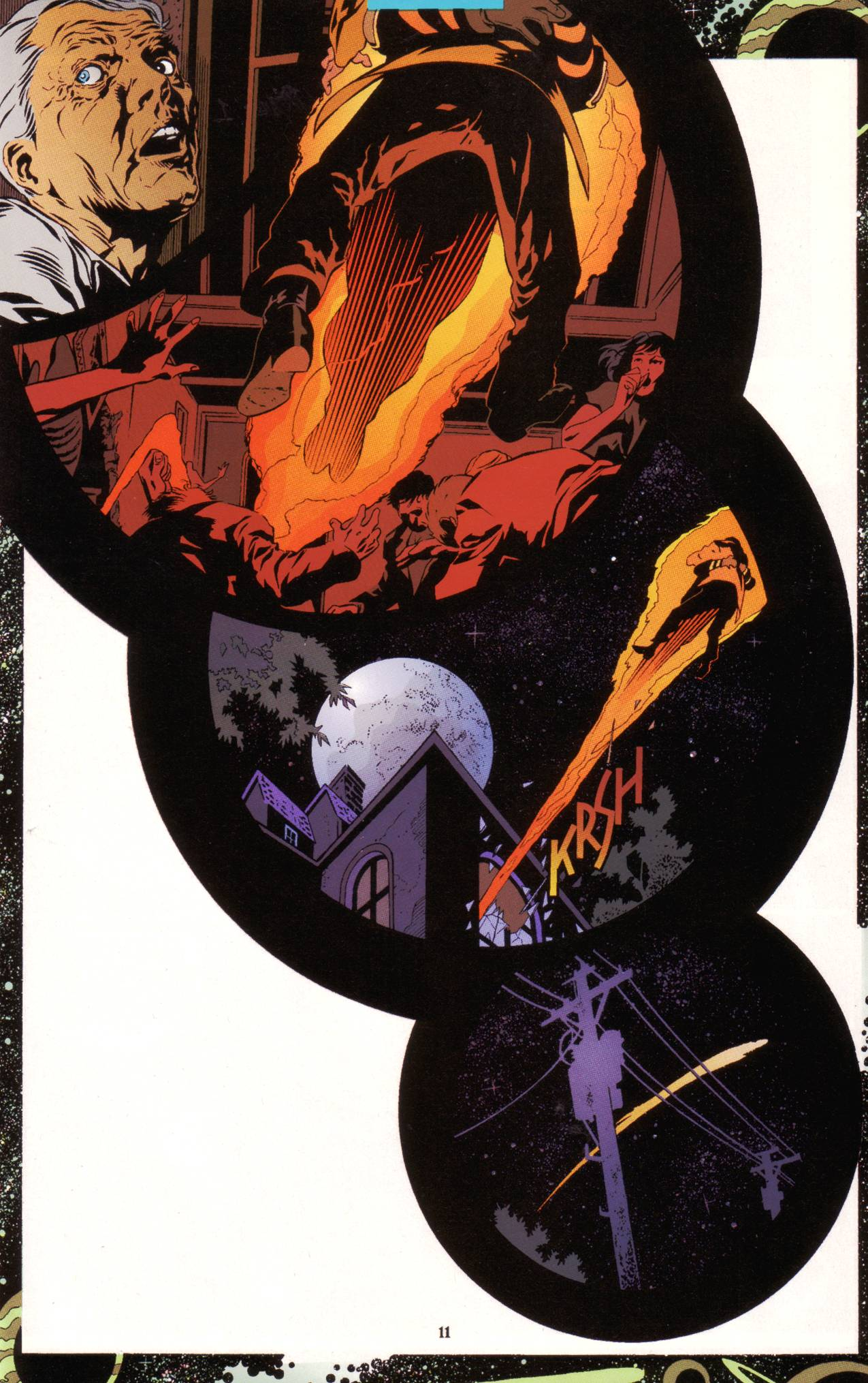 Read online Tangent Comics/ Green Lantern comic -  Issue # Full - 12