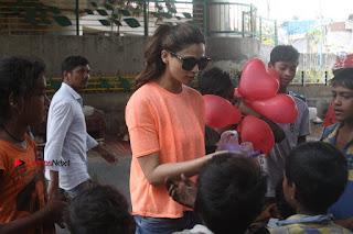 Bollywood Actress Daisy Shah Celetes Valentine's Day  0002.jpg