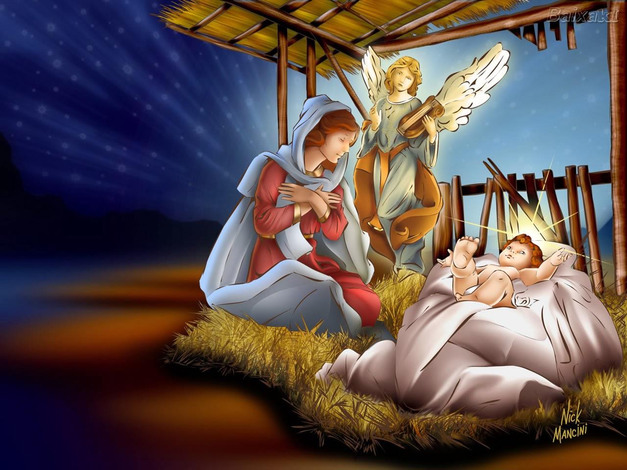 Mensagens De Noite Feliz: Noite De Natal Noite Feliz