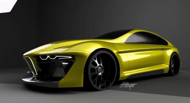 BMW Yeni Bir Süper Otomobil Üzerinde Çalışıyor