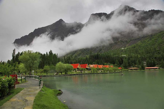 Shangrella Resort Skardu