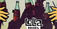 Você no Lolla Brasil com a Coca-Cola