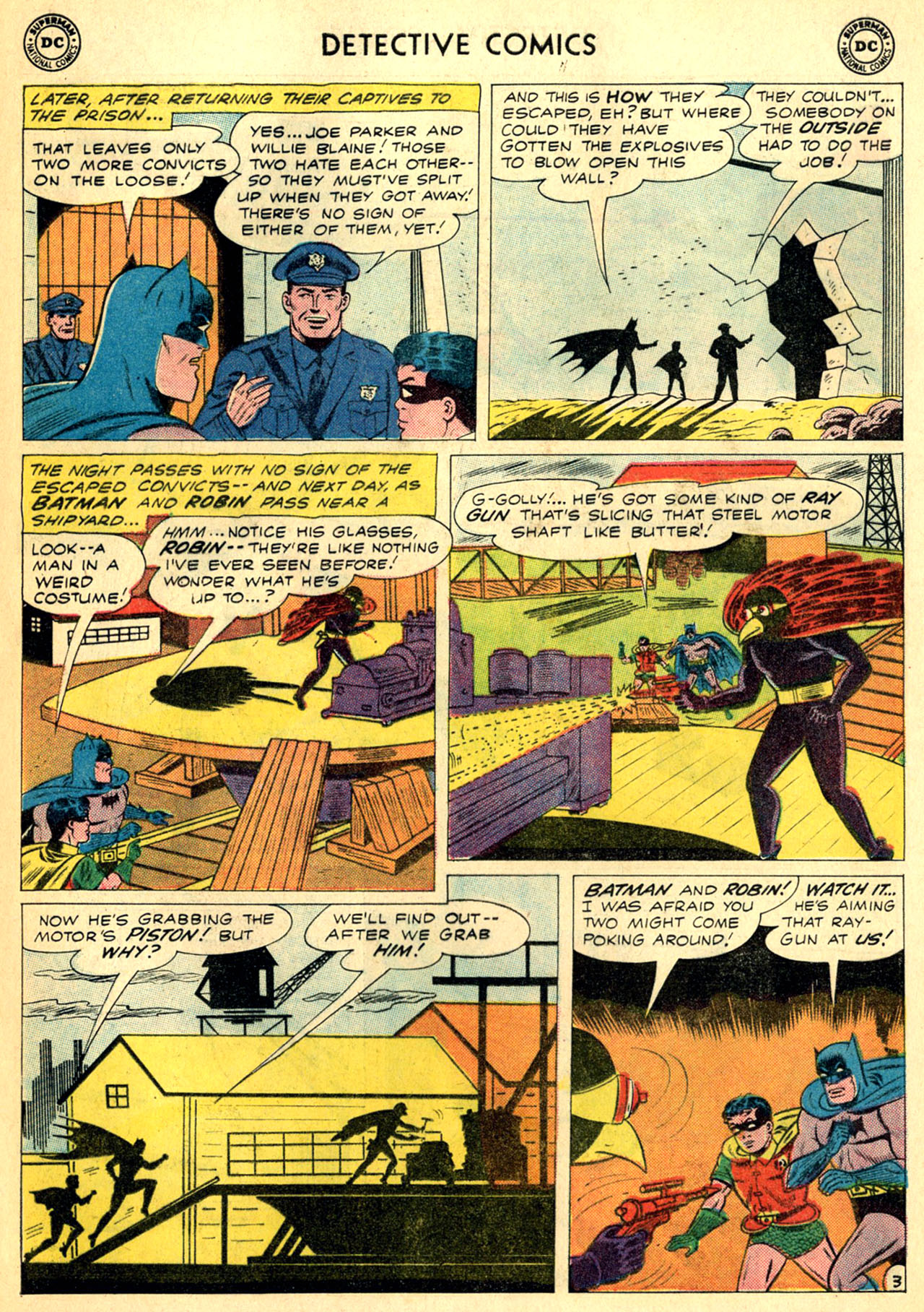 Detective Comics (1937) 287 Page 4