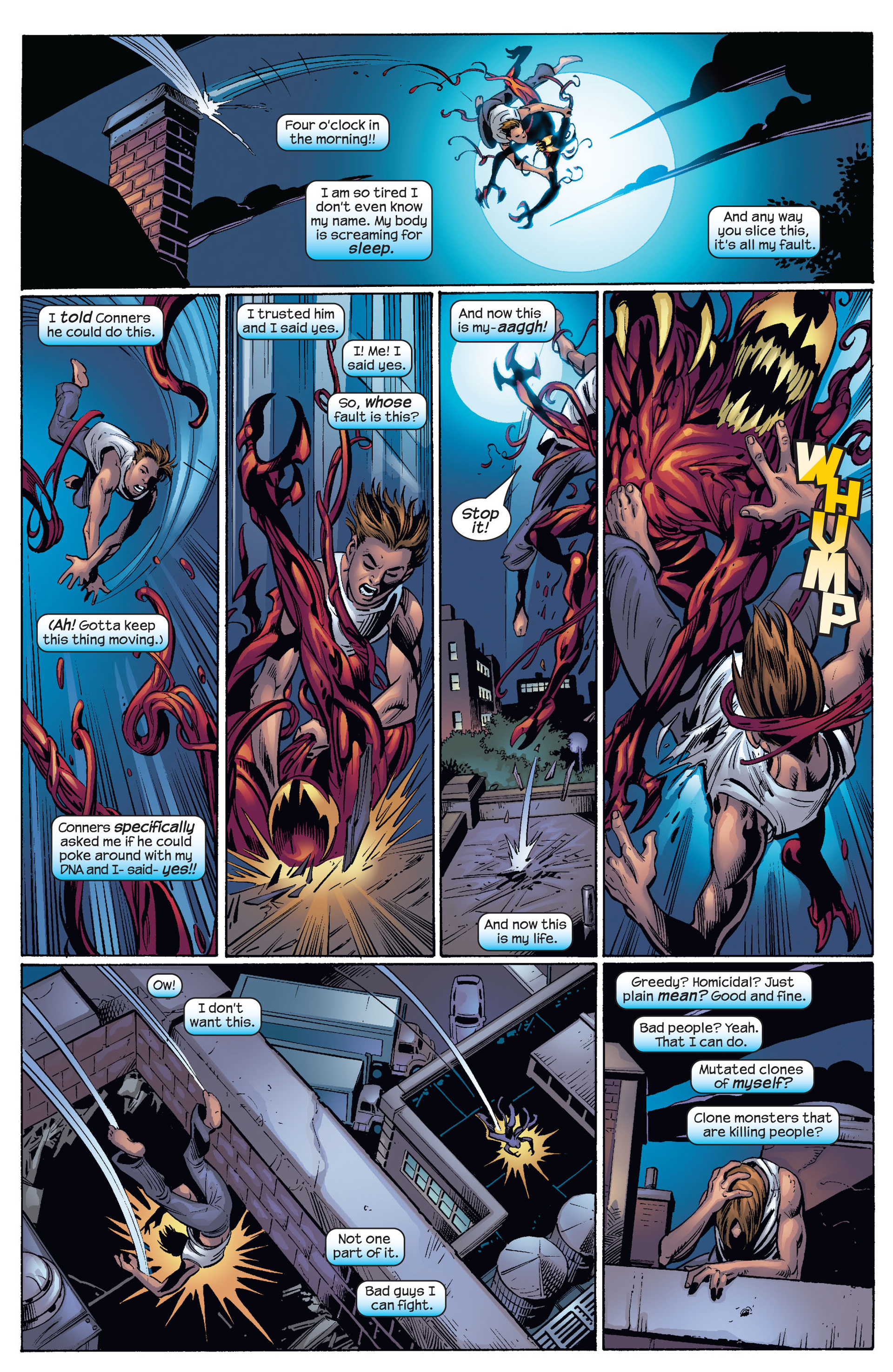 Read online Ultimate Spider-Man (2000) comic -  Issue #64 - 7