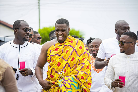 John-Dumelo-Mawunyas-traditional-wedding-in-Ghana-7