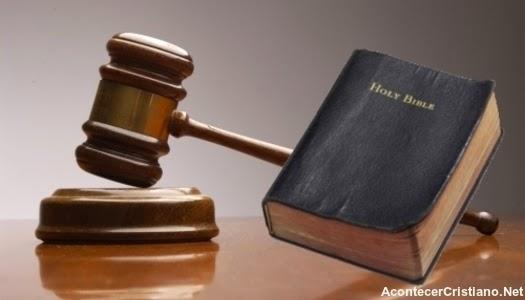 Justicia Biblia