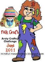 artsy craftsy Jun 2011