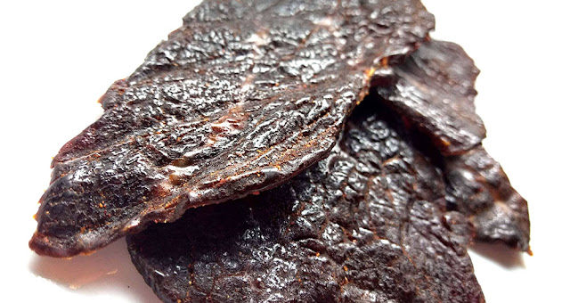 maple habanero beef jerky