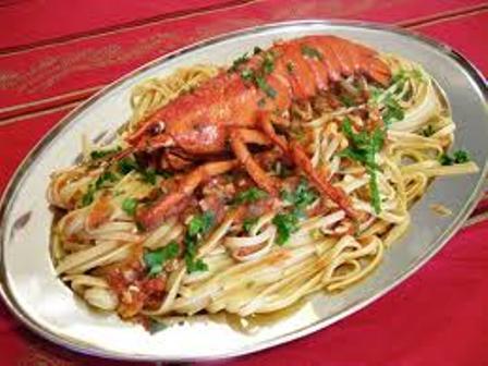 I segreti per cucinare bene linguine all 39 astice for Cucinare astice
