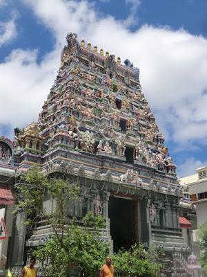 templo hindu mahe