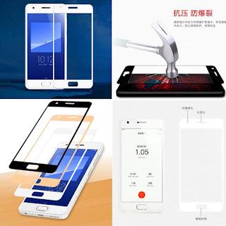 Full Cover Tempered Glass Screen Film Protective For Lenovo ZUK Z2 Smartphone