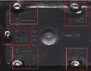 relay pins
