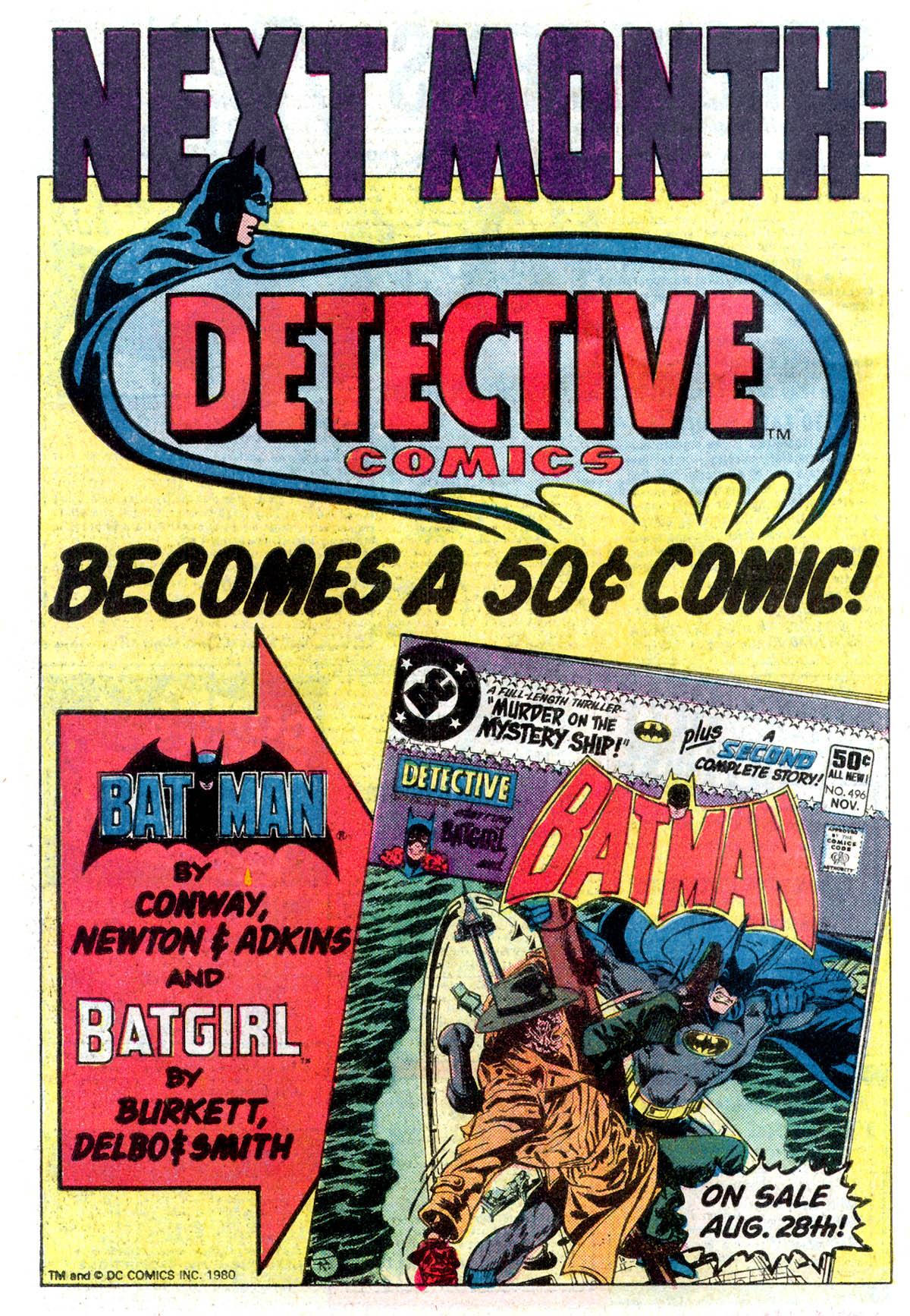 Detective Comics (1937) 495 Page 51