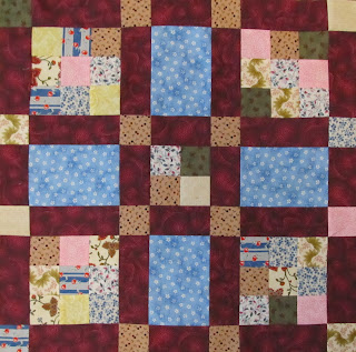 how to piece a quilt block