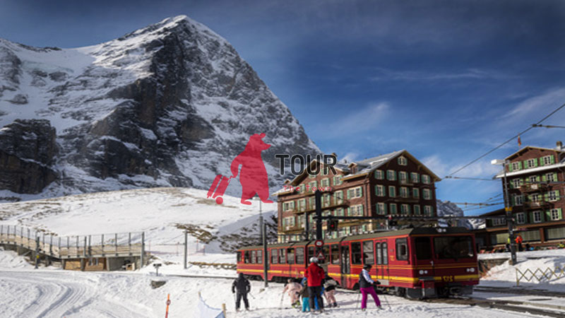 Jungfraujoch Interlaken Tour to Europe