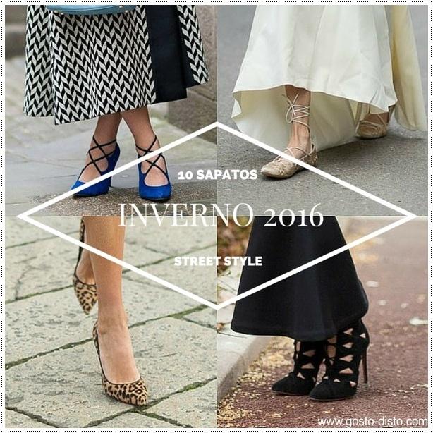 10 sapatos do inverno 2016 - prepare seus pézinhos