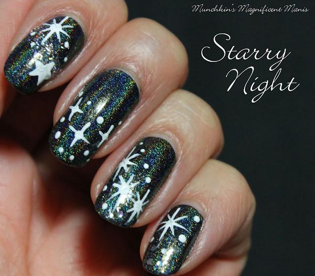Star Nail Design
