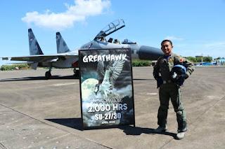 "Kolonel PNB David Ali Hamzah ""Greathawk"""