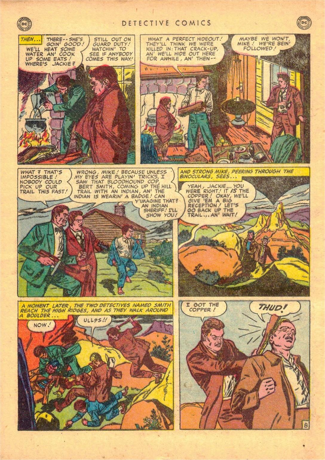 Read online Detective Comics (1937) comic -  Issue #161 - 46