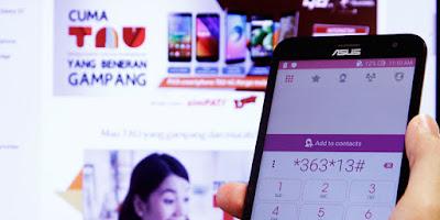 Kode Paket Murah Telkomsel TAU 4G Medium 55Rb Terbaru
