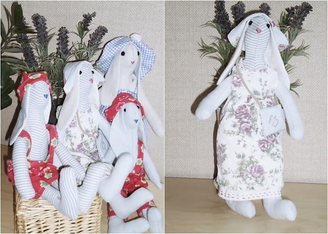 króliczki, rodzina królików