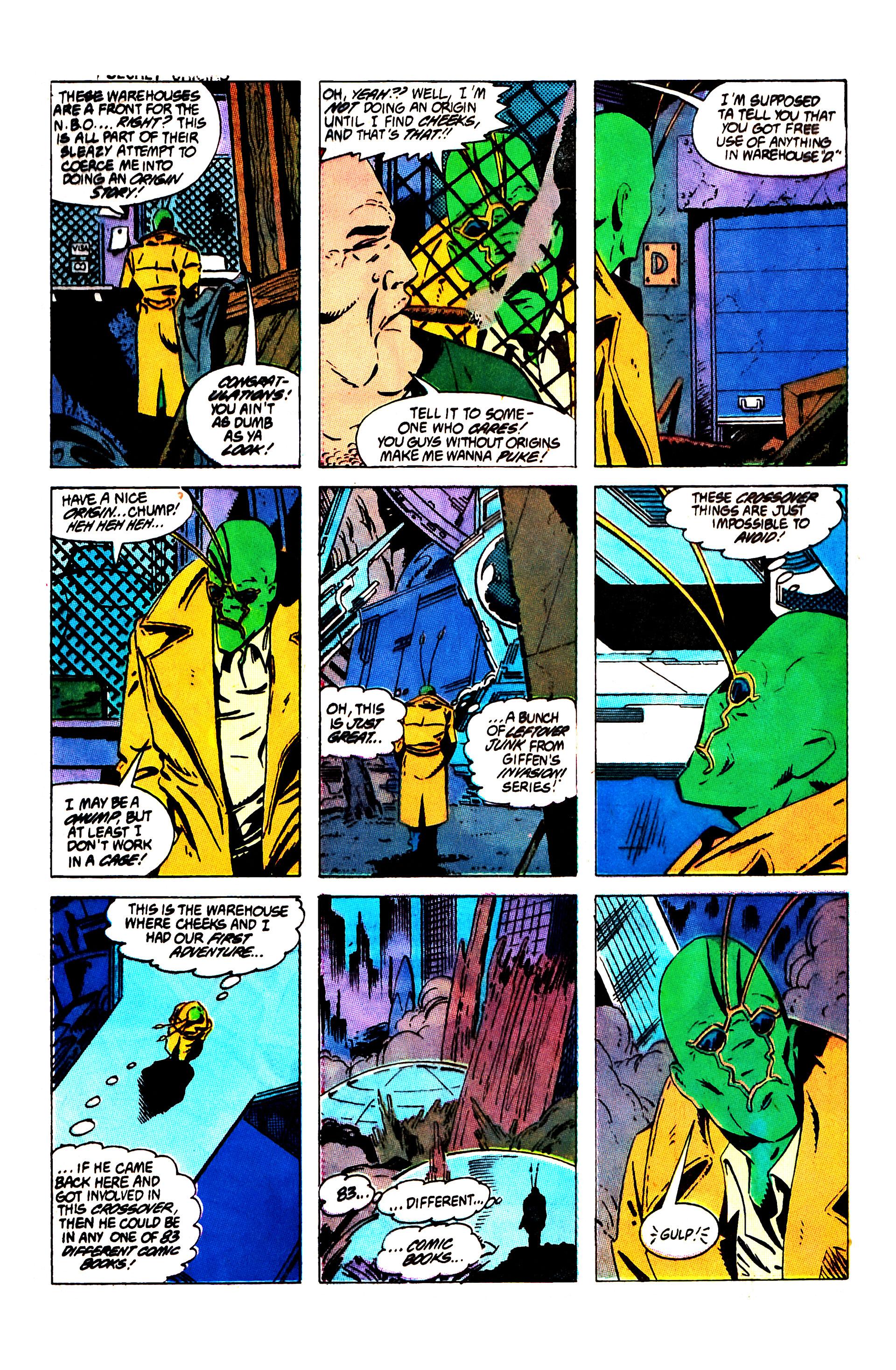 Secret Origins (1986) issue 48 - Page 9