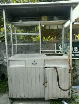 model gerobak nasi goreng terbaru