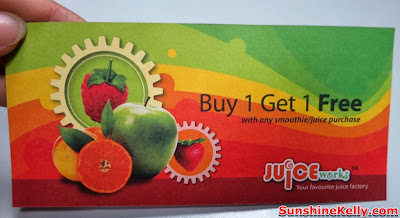 Bag of Love, Make Me Happy, Beauty Bag, review, beauty, Juice Works Buy 1 Get 1 Free, Voucher