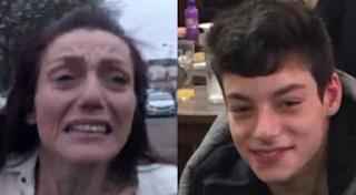 Η Συγκλονιστική στιγμή που μια Μάνα βρίσκει στον δρόμο τον 20 Φορές Μαχαιρωμένο Γιο της (video)