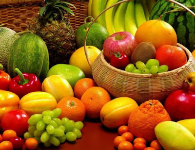 cara membersihkan pestisida pada buah dan sayur yang lengket