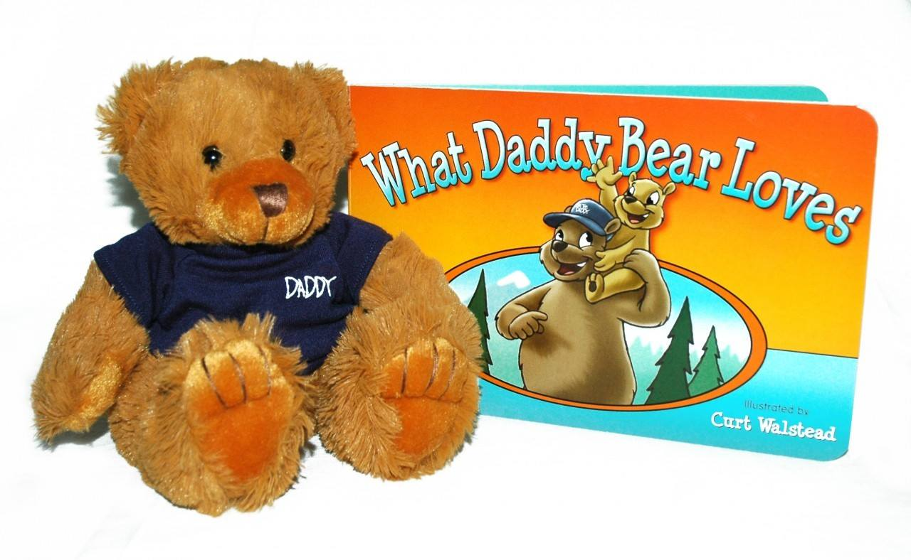 Palatable daddy bear love