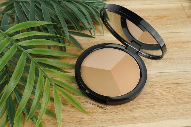 quo summer 2017 brush set bronzer eyeshadow sunset eyes swatches review