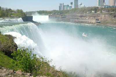Niagara Falls State Park in Niagara New York