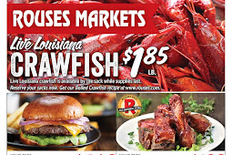 Rouses Weekly Ad April 11 - 18, 2018
