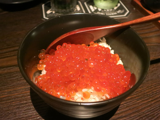 Plentiful Ikura Garlic Rice
