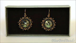 rivoli earrings