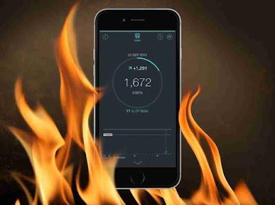Beberapa Alasan Penyebab Smartphone Cepat Panas