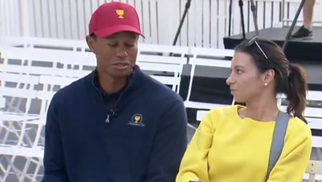 pictures of tiger woods children 2019 images hd