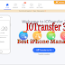 IOTransfer 3 - Ultimate iPhone Transfer Software (True iTunes Alternative)