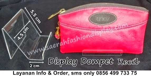Display Dompet