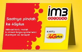 Cara Ganti Kartu 3G ke 4G Indosat Ooredoo