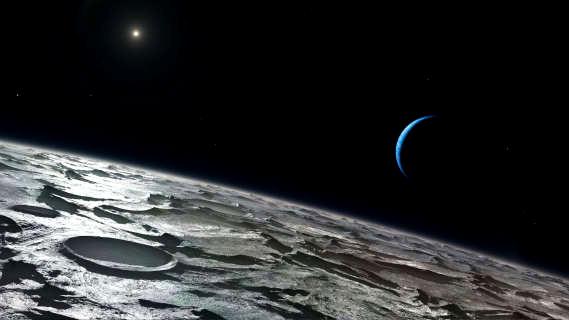 Plutão foi uma lua de Netuno?