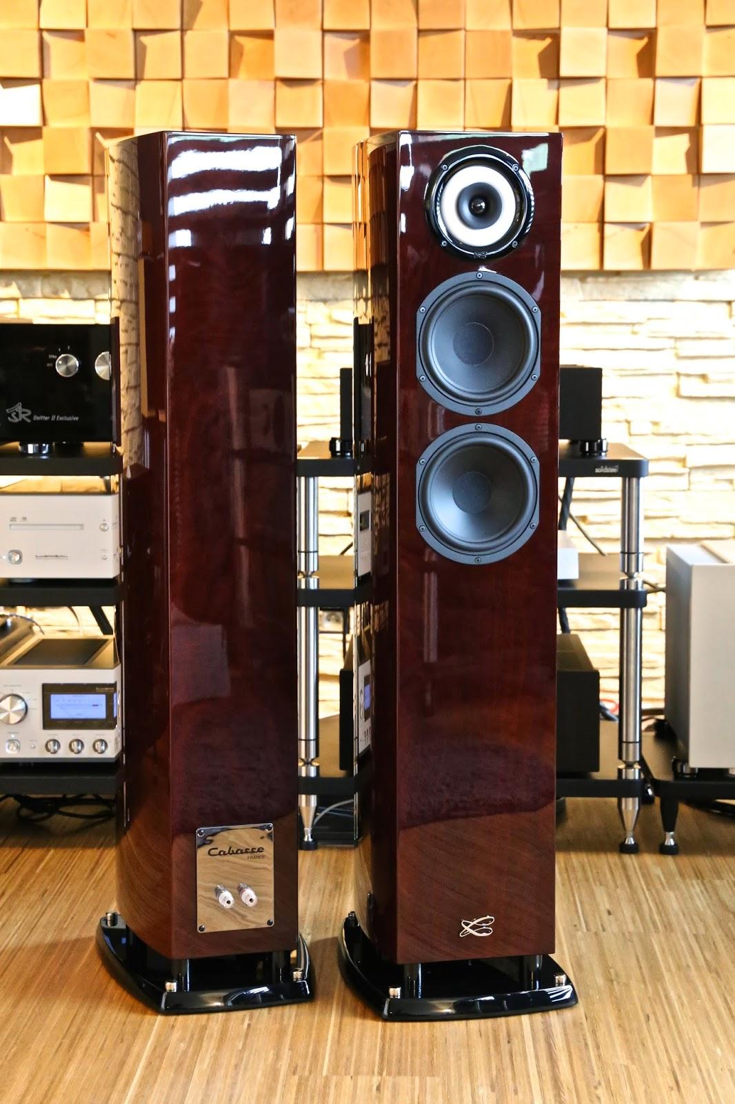 ludwig audio cabasse egea 3 cabasse bora. Black Bedroom Furniture Sets. Home Design Ideas